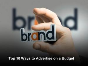 reklamos biudzetas