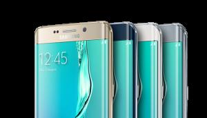 Samsung Galaxy S6 Edge + kaina