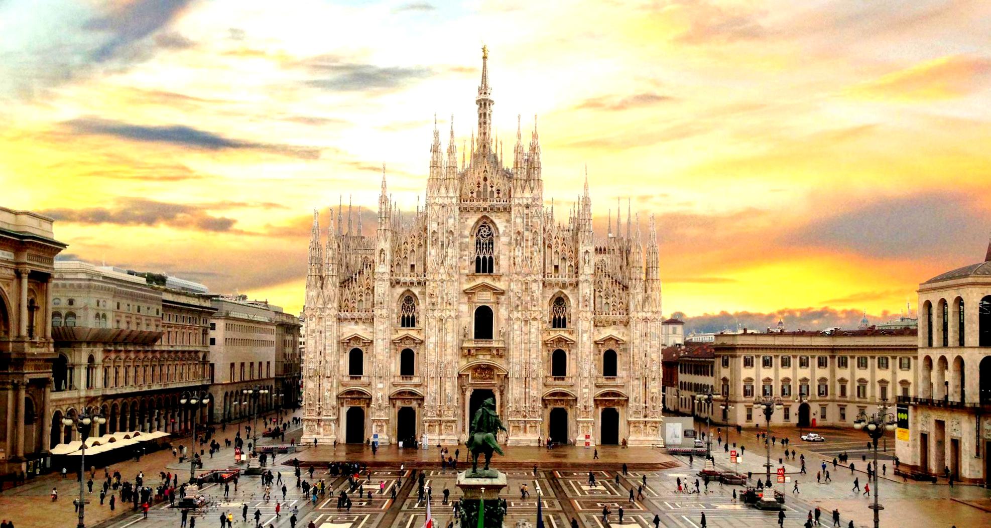 Pigūs lėktuvo bilietai į Milaną