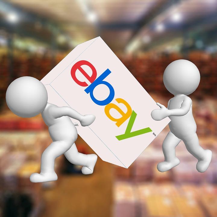 Prekių pardavimas per ebay