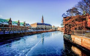 Skrydis į Daniją