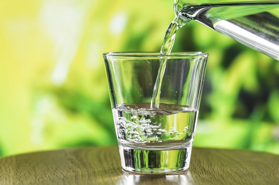 vandens minkštinimas