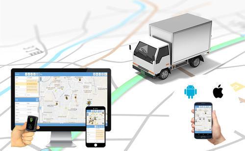 GPS sekimo iranga internetu