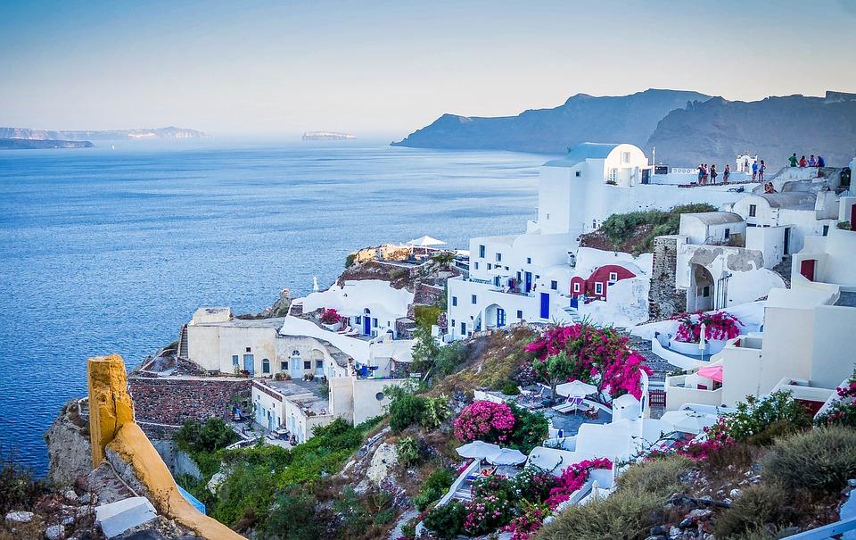 kelionės į graikiją